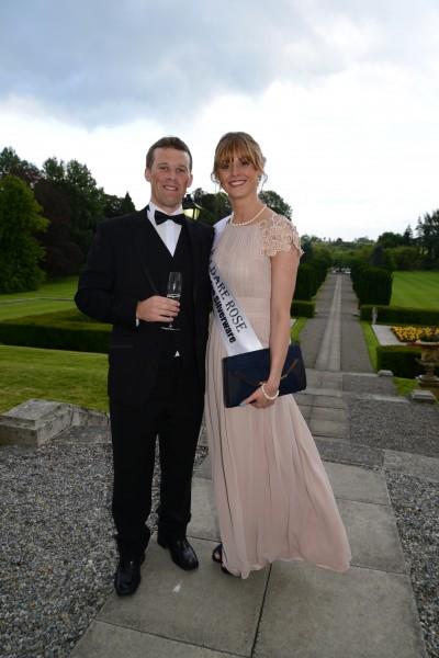 Katie O'Neill(Miss Newbridge)  & Aidan Ferris (3)