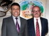 H.E. Mr. Abdulaziz Abdulrahman Aldriss (Ambassador of the Kingdom of Saudi Arabia) and John Nolan pictured at Sam\'s lunch 2013 in aid of the Jack & Jill Children\'s Foundation at the Four Seasons Hotel. Pic Patrick O\'Leary NO REPRO FEE