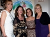 Ita Goggin, Trisha Golden, Riona Clarke and Helen Moran pictured at Sam's lunch 2013 in aid of the Jack & Jill Children's Foundation at the Four Seasons Hotel. Pic Patrick O'Leary NO REPRO FEE