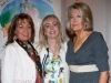 Dolores Molloy, Anne McGettigan and Jean Kenny pictured at Sam's lunch 2013 in aid of the Jack & Jill Children's Foundation at the Four Seasons Hotel. Pic Patrick O'Leary NO REPRO FEE