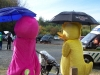 Big Duck and Barney... undercover