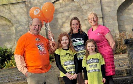 Great Ireland Run 2012 - Jack & Jill