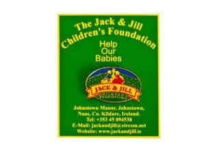 Jack & Jill Pins