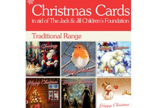 Jack & Jill Christmas Cards – Traditional Range