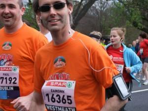 Marathon for Jack & Jill