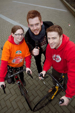 Galway Cycle Launch