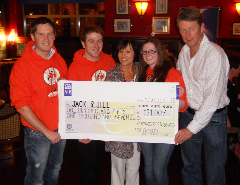 Maynooth Students for Charity