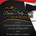 Dubai Duty Free Irish Derby Ball Tickets