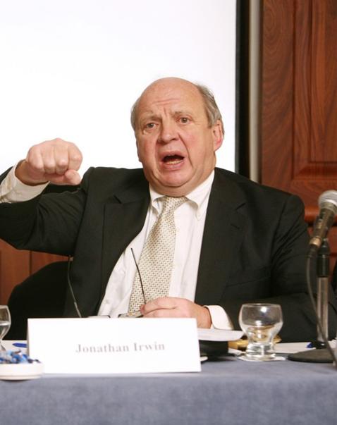 Jonathan Irwin