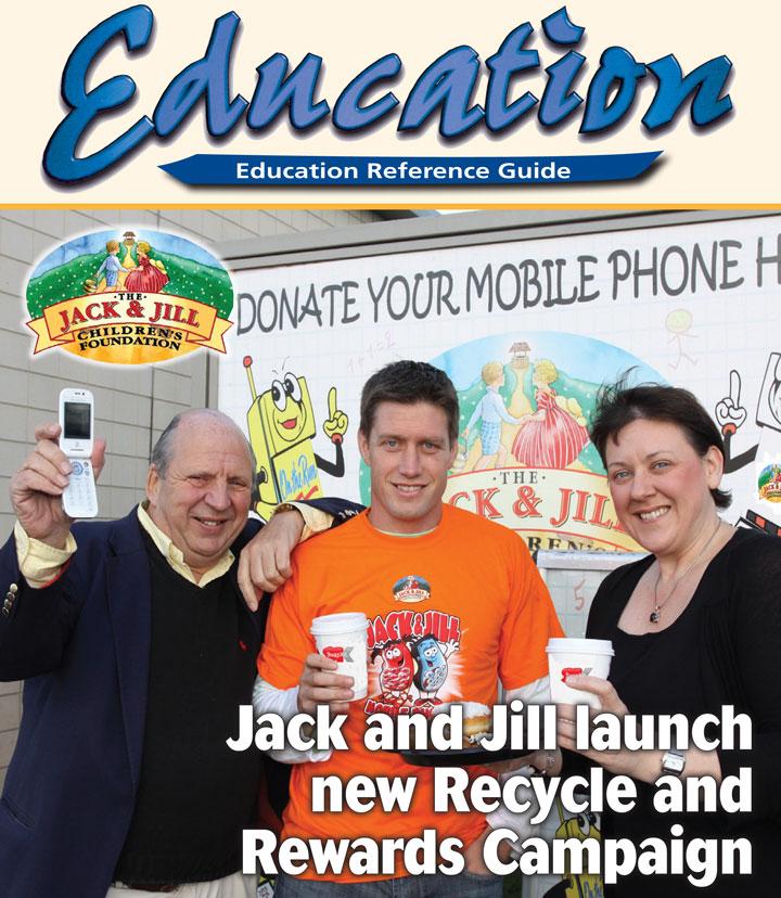 Recycle & rewards campaign