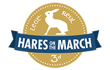 Hares-on-the-March
