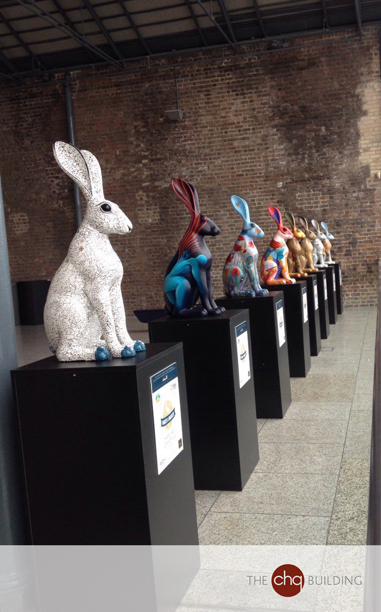hares-at-chq-Building