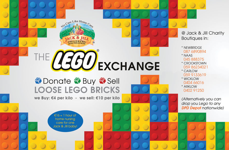 Jack & Jill Lego Exchange