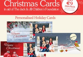 Personalised Christmas Holiday Cards!