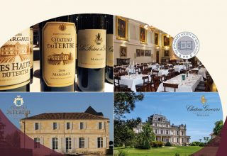 Chateau du Tertre and Chateau Giscours dinner in the Kings Inns Ticket