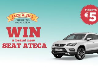 Raffle Tickets to Win a Seat Ateca