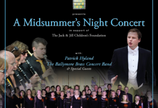 Ticket to 'A Midsummer's Night Concert' in aid of Jack & Jill