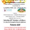 Ballinteer Male Voice Choir Concert Poster