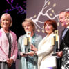 Allianz Business to Arts Award presentation