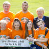 Sean O'Brien and the Jack and Jill team