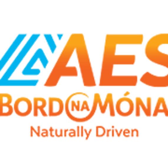 AES Bord na Mona logo