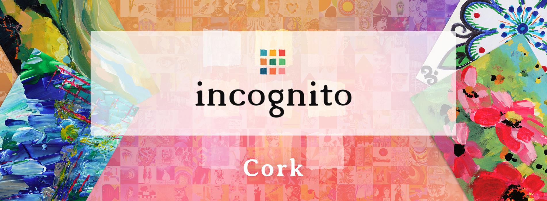 Incognito 2019 Cork banner