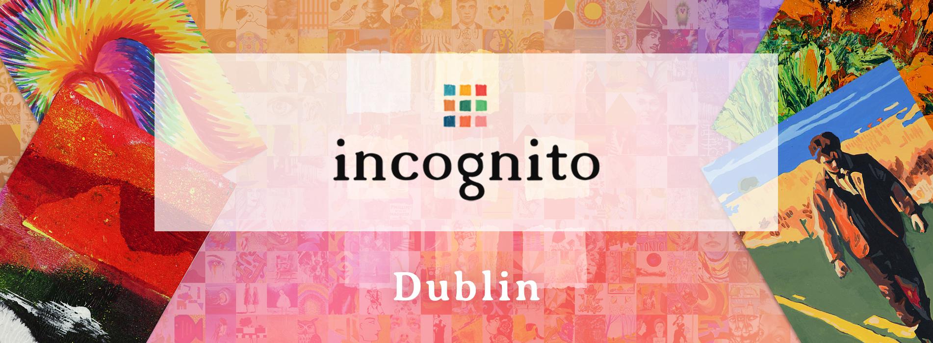 Incognito 2019 Dublin banner