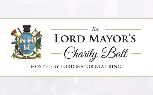 The Lord Mayor's Charity Ball 2018