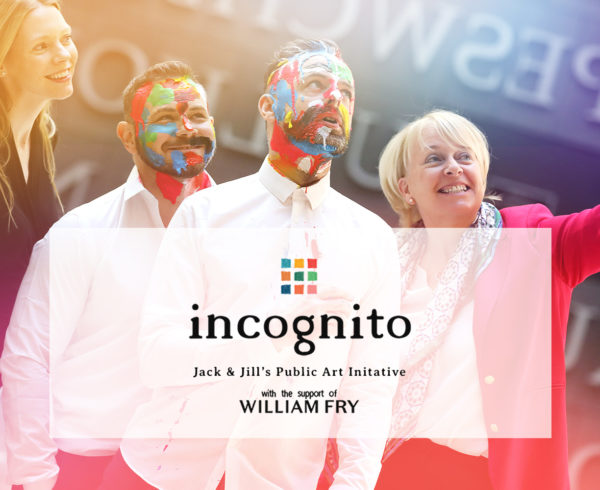 Incognito Cork announcement