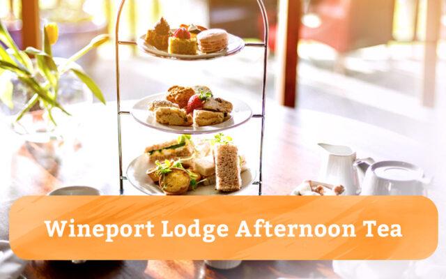 Wineport Lodge Afternoon Tea