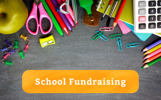School Fundraising for Jack & Jill