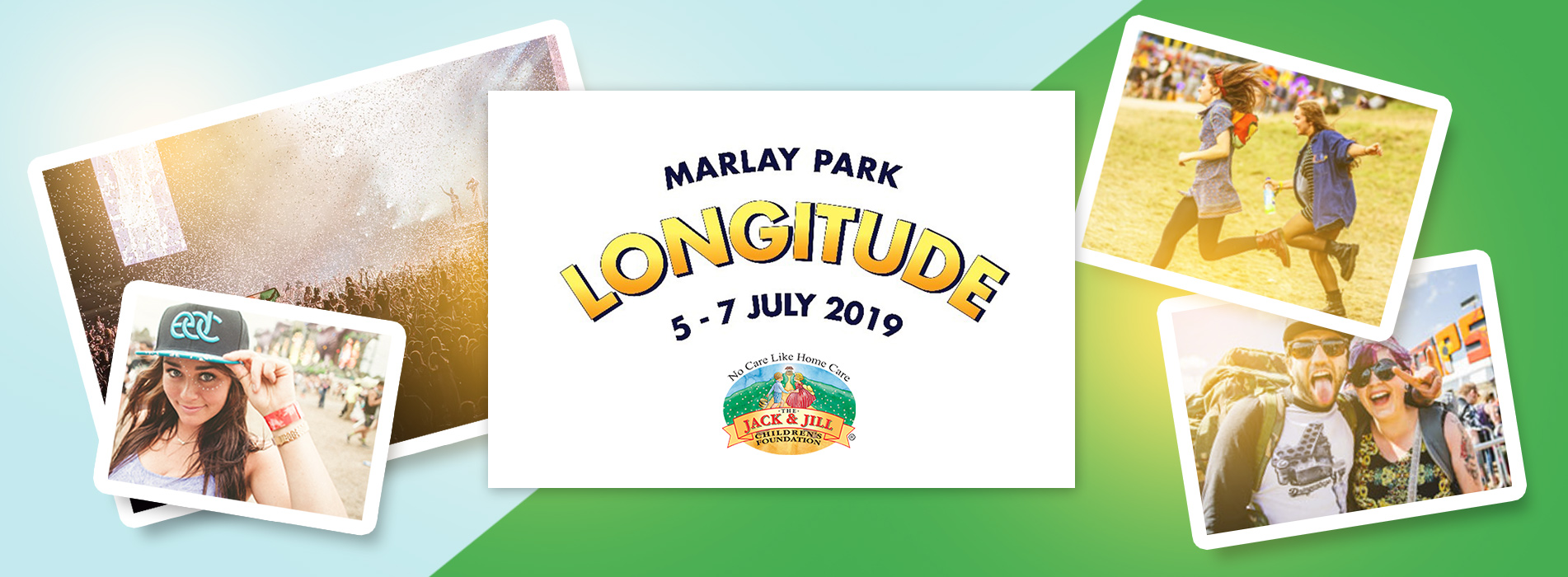 Volunteer at Longitude 2019
