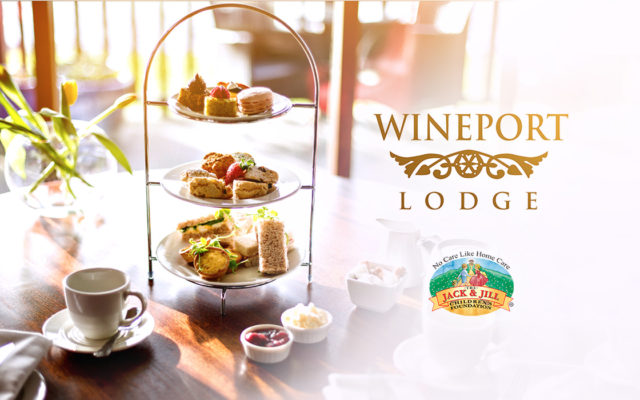 Wineport Lodge Afternoon Tea