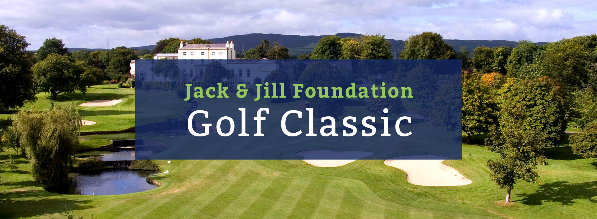 Golf Classic Banner