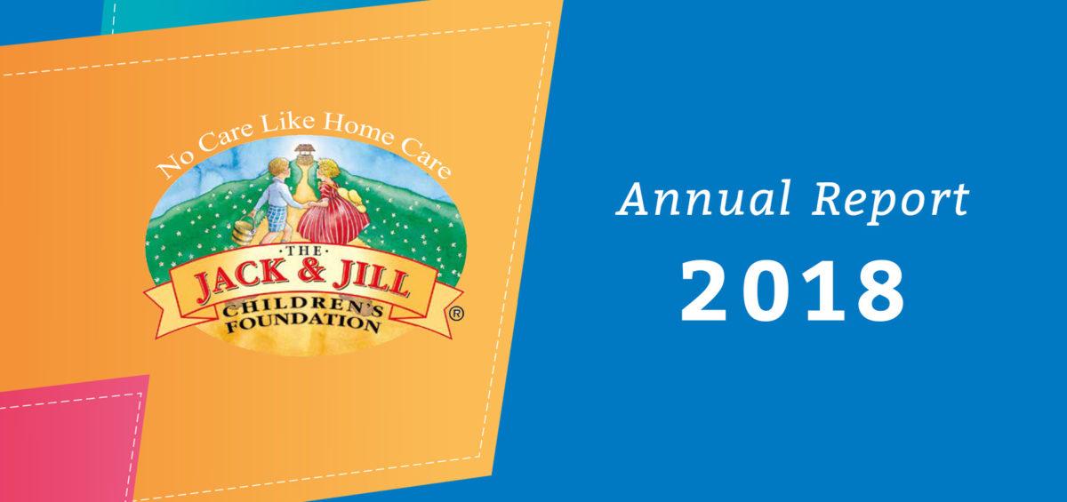 Jack & Jill Annual Report 2018