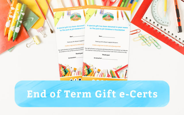 Teacher e-Gift Certificates