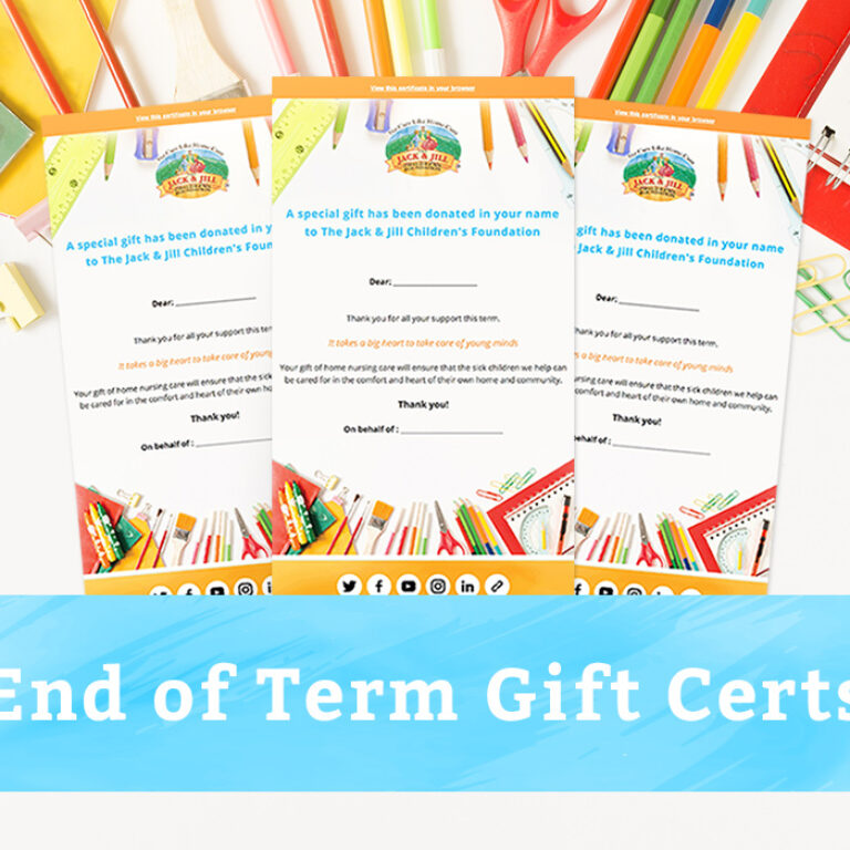 Teacher e-Gift Certificates