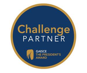 Gaisce Challenge Partner logo