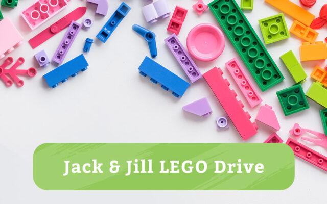 Jack & Jill Lego Drive