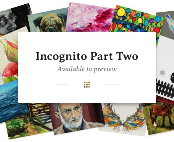 Incognito 2020 Part Two