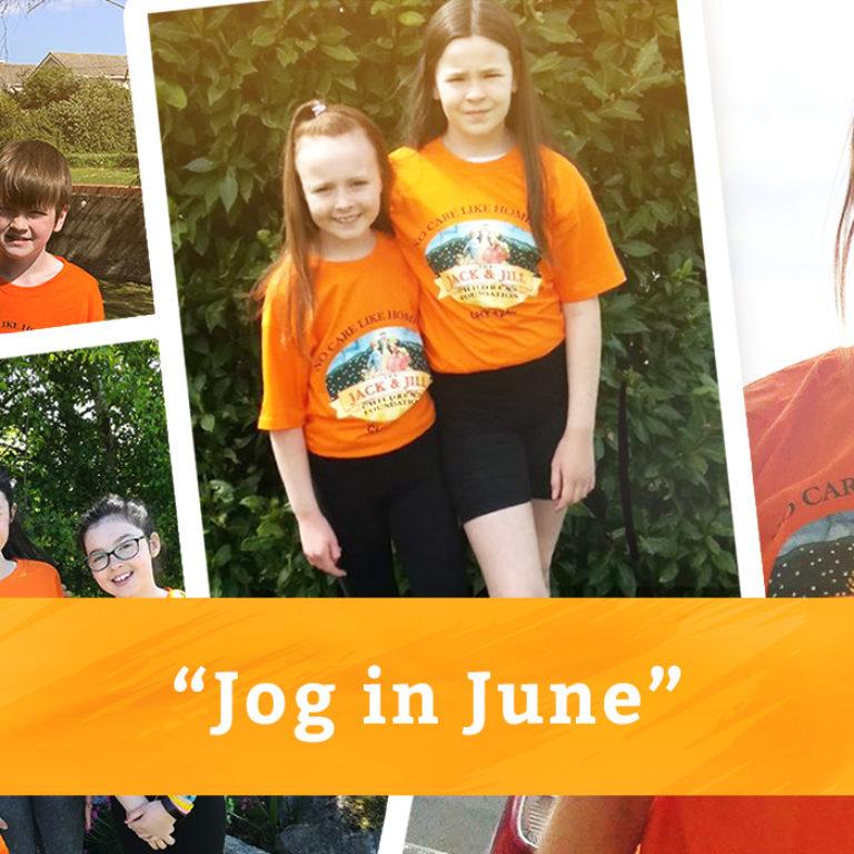 Jog in June for Jack & Jill