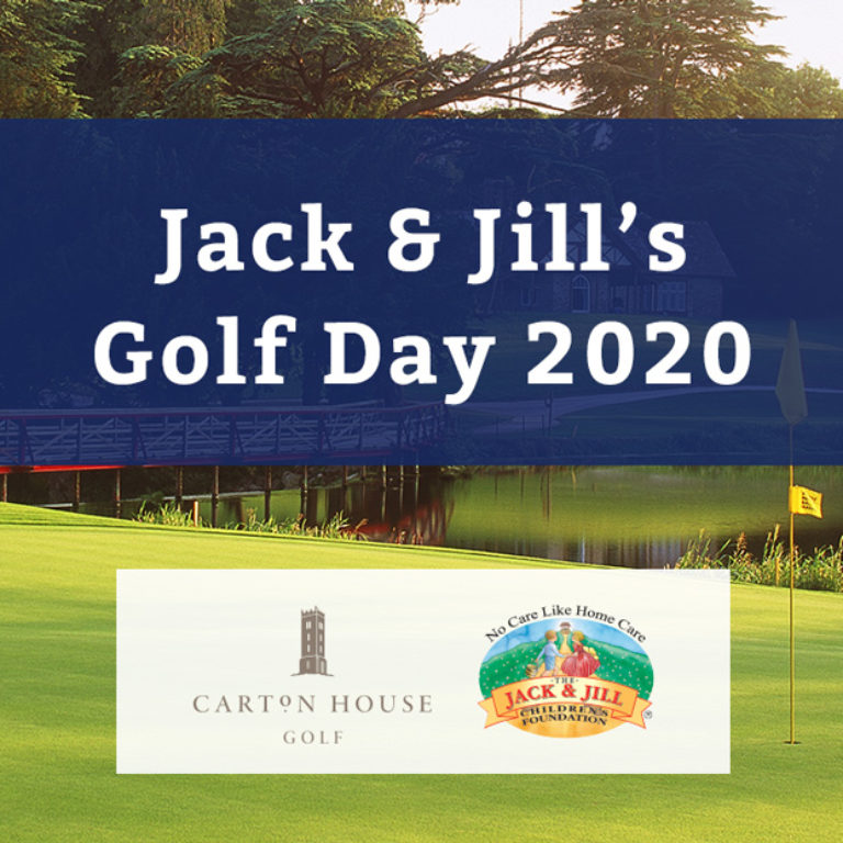Jack & Jill's Golf Day 2020