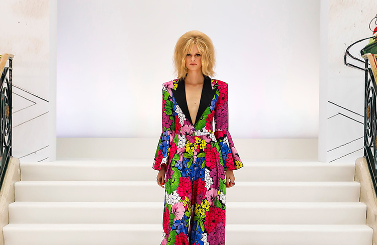 Origional designer piece from Paul Costelloe's SS2020 Collection