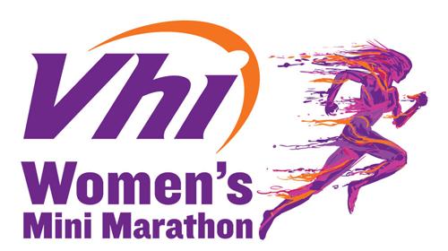 Vhi Women's Virtual Mini Marathon logo