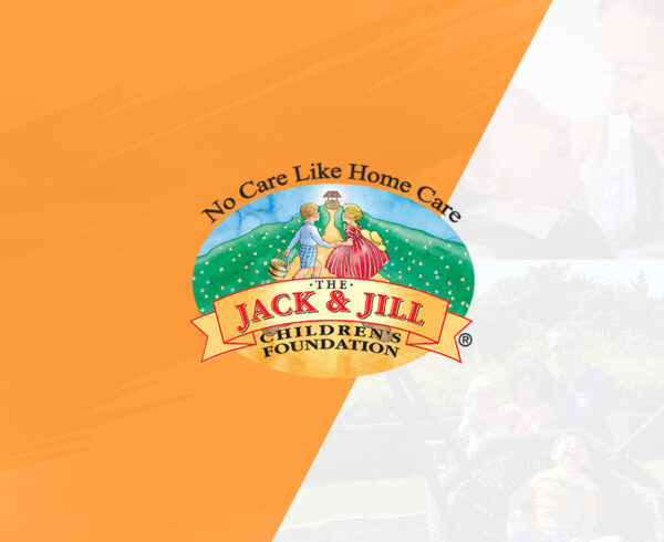 Jack & Jill post with logo