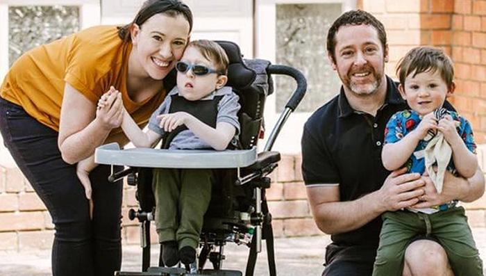 The O'Brien Family from Kildare
