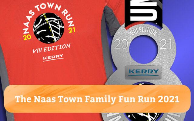 Naas Town Family fun run 2021