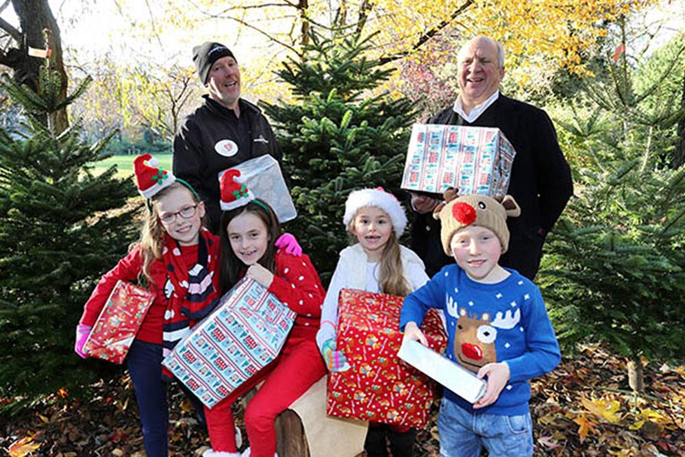 launch of Irish Christmas Tree Growers Association