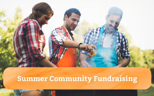 Summer Community Fundraising