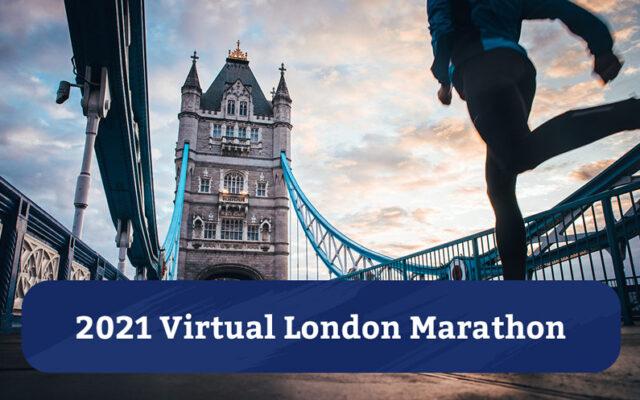 2021 Virtual London Marathon
